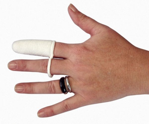 clear finger