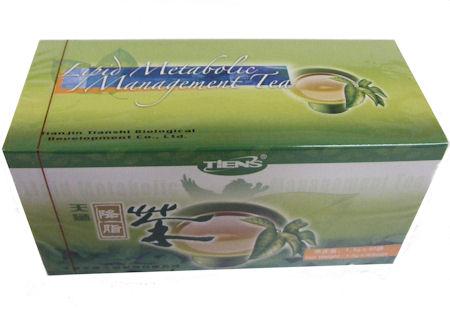 Antilipidový čaj